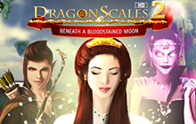 DragonScales 2: Beneath a Bloodstained Moon Badge