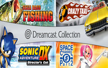 Dreamcast Collection Badge