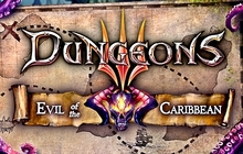 Dungeons 3: Evil of the Caribbean Badge