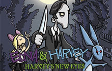 Edna & Harvey: Harvey's New Eyes Badge