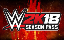WWE 2K18 Season Pass Badge