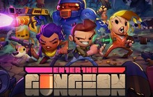 Enter The Gungeon Badge
