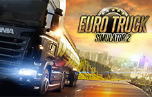 Euro Truck Simulator 2 Badge