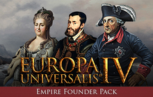 Europa Universalis IV: Empire Founder Pack Badge