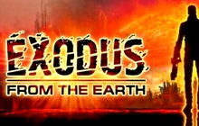 Exodus from the Earth Badge