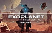 Exoplanet: First Contact Badge