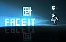 Face It - A game to fight inner demons Badge