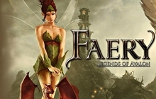 Faery - Legends of Avalon Badge