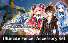 Fairy Fencer F ADF Ultimate Fencer Accessory Set Badge