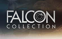Falcon Collection Badge