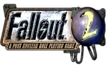Fallout 2: A Post Nuclear Role Playing Game Badge