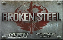 Fallout 3: Broken Steel Badge