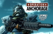 Fallout 3: Operation Anchorage Badge