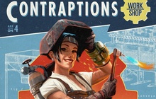 Fallout 4 - Contraptions Workshop Badge