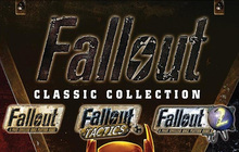 Fallout Classic Collection Badge