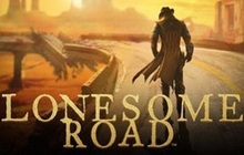Fallout New Vegas: Lonesome Road Badge
