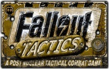 Fallout Tactics: Brotherhood of Steel Badge