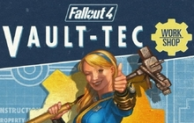 Fallout 4 DLC: Vault-Tec Workshop Badge