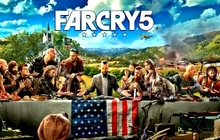 Far Cry 5 Badge