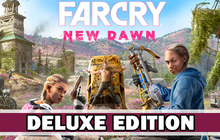 Far Cry New Dawn - Deluxe Badge