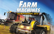Farm Machines Championships 2014 Badge