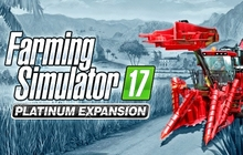 Farming Simulator 17 - Platinum Expansion Badge