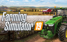 Farming Simulator 19 Badge
