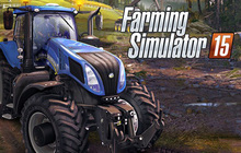 Farming Simulator 2015 Badge