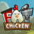 Fat Chicken Icon