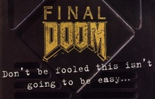 Final DOOM Badge