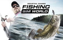 Fishing Sim World Badge