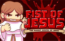 Fist of Jesus Badge