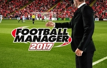Football Manager 2017 Badge