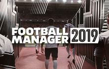 Football Manager 2019 Badge