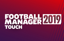 Football Manager 2019 Touch Badge