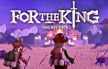 For The King - 2 Key Pack Badge