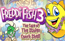 Freddi Fish 3: The Case of the Stolen Conch Shell Badge