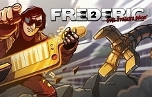 Frederic: Evil Strikes Back Badge
