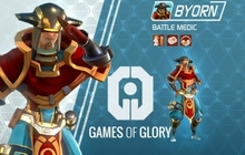 Games of Glory - Byorn Pack Badge
