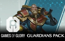 Games of Glory - Guardians Pack Badge