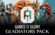 Games of Glory - Gladiators Pack Badge
