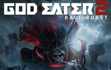 GOD EATER 2 Rage Burst Badge