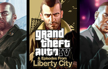 Grand Theft Auto IV: Complete Edition Badge