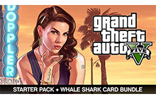 Grand Theft Auto V, Criminal Enterprise Starter Pack and Whale Shark Card Badge