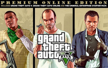 Grand Theft Auto V: Premium Online Edition Badge