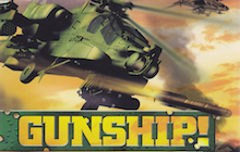 GUNSHIP! Badge