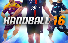 Handball 16 Badge