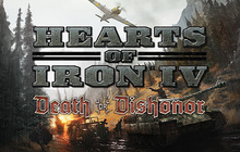 Hearts of Iron IV: Death or Dishonor Badge