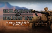 Hearts of Iron IV: Field Marshal Edition Badge
