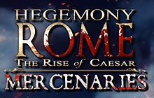 Hegemony Rome: Mercenaries DLC Badge